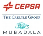 The Carlyle Group to acquire a significant minority shareholding in CEPSA from Mubadala based on an enterprise value of $12 billion