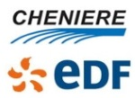 Cheniere and EDF Sign 20-Year LNG Sale and Purchase Agreement