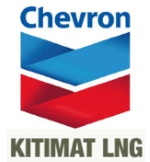 Chevron Canada Update re Kitimat LNG Project