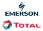 Emerson selected by Total for control and safety systems maintenance services on oil and gas operations