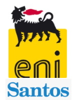 Eni and Santos sign a memorandum of understanding on cooperation in northern Australia and Timor-Leste