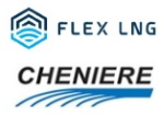 Flex LNG and Cheniere Enter into Time Charter Party Agreements