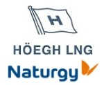 Hoegh LNG : Executes 15 month time charter with Naturgy for FSRU #9