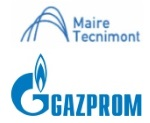 Maire Tecnimont Group, in consortium with Sinopec Engineering Group, awarded a 3,9 billion euros contract by Gazprom Group in the Russian Federation