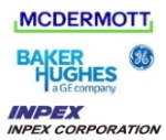 McDermott and BHGE awarded contracts for Ichthys Gas Field Development