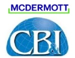 McDermott and CB&I Announce Executive Leadership Team and Organizational Structure for Future Combined Company