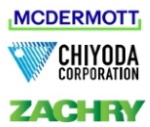 McDermott, Chiyoda and Zachry Group Introduce Feed Gas to Train 3 at Freeport LNG Project