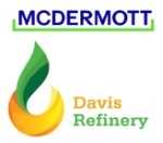 McDermott Awarded FEED Contract by Meridian Energy Group for North Dakota Grassroots Refinery