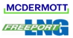 McDermott, Chiyoda and Zachry Group Introduce Feed Gas to Train 1 at Freeport LNG