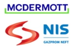 McDermott Awarded Technology Contract by Naftna Industrija Srbije in Serbia