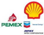 Pemex Undersigns Contracts for Hydrocarbon Exploration and Extraction in Deep Waters of the Gulf of Mexico