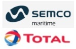 Semco Maritime: EPCI contract with Total as part of the Tyra Redevelopment Project
