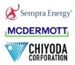 Sempra Energy Media Statement On Cameron LNG Agreement With McDermott And Chiyoda