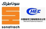 SONATRACH signe un contrat en EPC avec l'entreprise China Harbour Engineering Company LTD (CHEC)