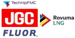JGC, Fluor and TechnipFMC Consortium Awarded LNG Plant Project in Mozambique by Mozambique Rovuma Venture S.p.A.