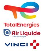 TotalEnergies, Air Liquide, VINCI et plusieurs entreprises internationales lancent le plus grand fonds mondial dédié aux infrastructures d'hydrogène décarboné