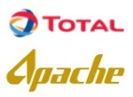 Apache Corporation and Total S.A. Announce 50-50 Joint Venture in Block 58 Offshore Suriname; Total to Become Future Operator
