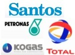 Santos GLNG liquefied natural gas plant project starts