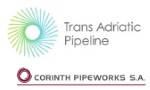 TAP Awards Contract to Corinth Pipeworks S.A. for Onshore Line Pipe