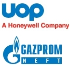 Gazprom Neft, Honeywell's UOP and ExxonMobil Research and Engineering Company finalize technology licensing agreement