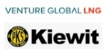 Venture Global LNG and Kiewit Announce Execution of EPC Contract for Calcasieu Pass LNG Export Facility