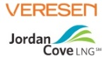 Veresen Announces Filing of FERC Applications for Jordan Cove Energy Project and Pacific Connector Gas Pipeline